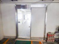 自動ドア新設工事-06