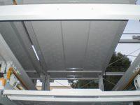 機械式駐車場塗装工事-06