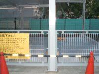 機械式駐車場塗装工事-07