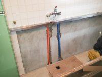 専有部給水・給湯・排水配管更新工事-04