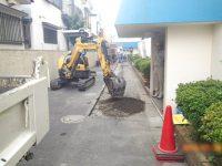 共用部給水・排水配管更新工事-04