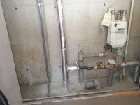 共用部給水・排水配管更新工事-07